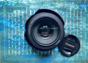 un bon objectif pour debuter en photographie le canon 50mm f:1.8